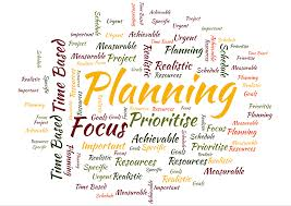 3 Steps to Planning for Success – Be Organised!